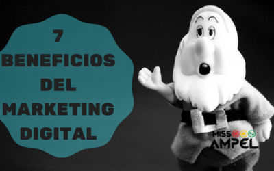 7 Beneficios del Marketing Digital