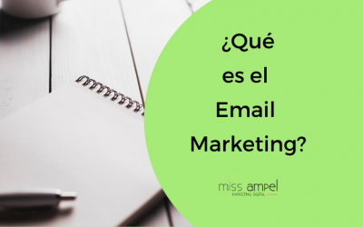 ¿Qué es email marketing? Beneficios para tu empresa