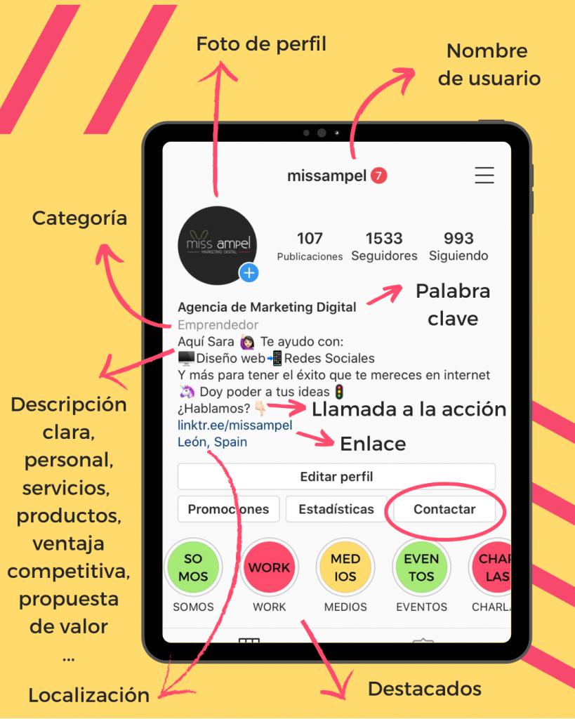 Biografía De Instagram Ideas Y Trucos Para Destacar Con Tu Empresa