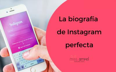 Biografía de Instagram: ideas y trucos para destacar con tu empresa + ejemplos
